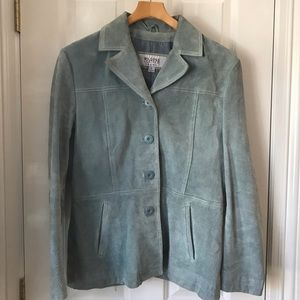 Wilson's Leather suede jacket